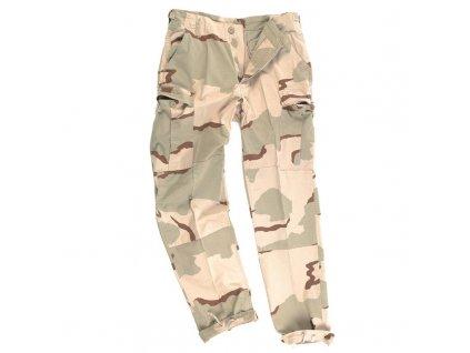 Kalhoty MIL-TEC BDU Desert 3-Color