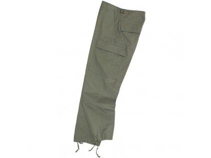 Kalhoty MIL-TEC BDU Olive