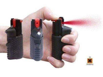 Sprejová svítilna HURRICANE Flashlight