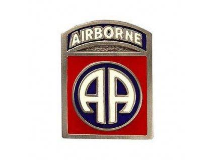Přezka E.E. na opasek 82nd Airborne Division