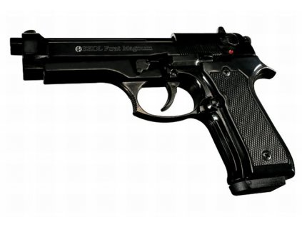 Plynová pistole Ekol/Voltran Firat 92 Černá cal. 9 mm