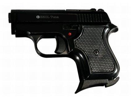 Plynová pistole Ekol/Voltran Tuna Černá cal. 8mm Knall
