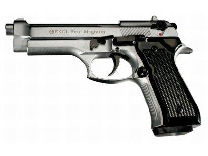 Plynová pistole Ekol/Voltran Firat 92 Nikl cal. 9 mm P.A.