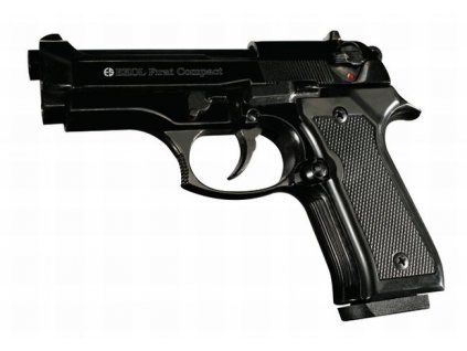 Plynová pistole Ekol/Voltran Firat Compact Černá cal. 9 mm P.A.