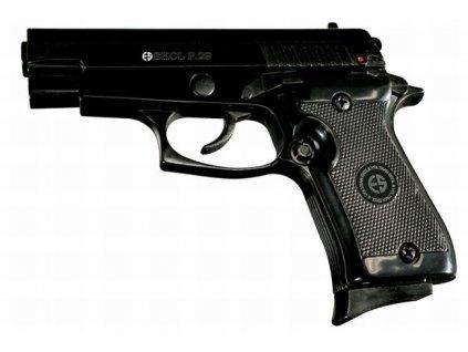 Plynová pistole Ekol/Voltran P29 Černá cal. 9 mm P.A.