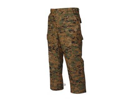 Kalhoty TRU-SPEC DCU / USMC Digital Woodland Bavlna