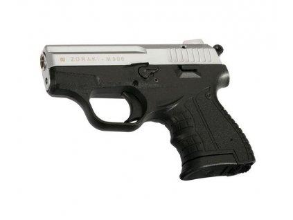 Plynová pistole Atak Arms Zoraki 906 Nikl cal. 9mm