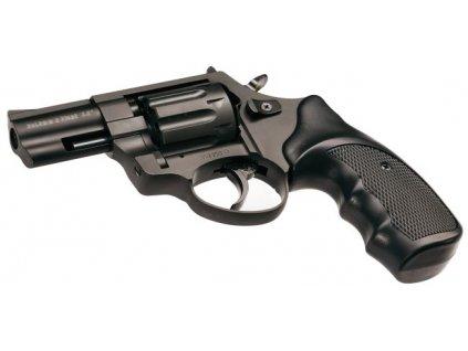 """Plynový revolver Atak Arms Zoraki R1 2,5"""" Černý cal: 9mm R / 9mm P.A. Knall"""