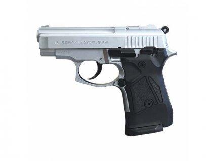 Plynová pistole Atak Arms Zoraki 914 Auto matný Chrom cal. 9mm P.A.Knall