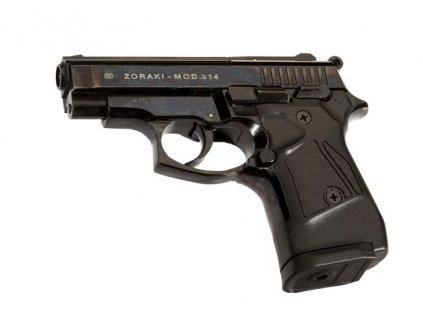 Plynová pistole Atak Arms Zoraki 914 Černá cal. 9mm P.A.Knall