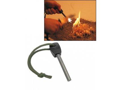 Křesadlo Fireflash Švédsko Fire Steel original