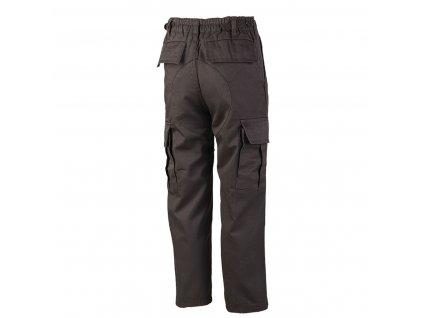 Kalhoty dětské MIL-TEC BDU Černé
