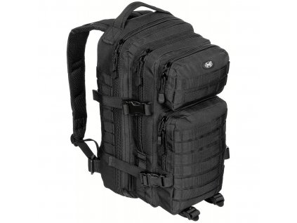 batoh us assault pack 30l cerny max fuchs