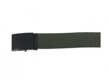Pásek do kalhot Max-Fuchs 4,5 cm Olive