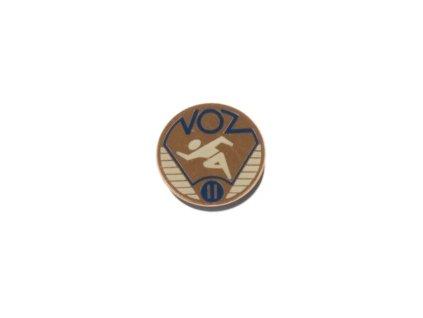 Odznak ČSLA vojenské zdatnosti II.třídy