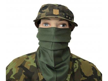 Šátek AČR Zelený