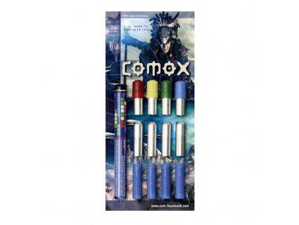 Pyro světlice Zink Comox set 22 ks