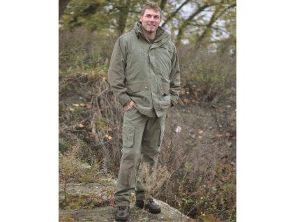 Kalhoty MIL-TEC Hunting Olive