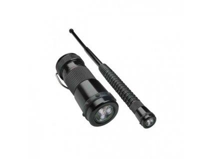 Přídavná svítilna ESP (koncovka) k obušku (delší verze)