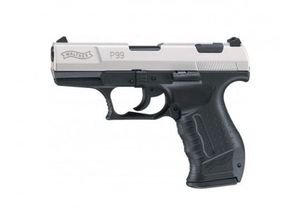 Plynová pistole Umarex Walther P99 Bicolor cal. 9 mm