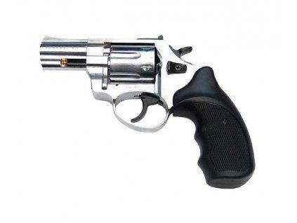 """Flobertkový revolver Atak Arms Zoraki R1 2,5"""" Chrom cal. 4mm"""
