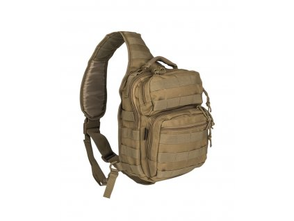 batoh us assault pack jednopopruhovy sm coyote