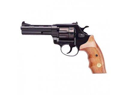 "Flobertkový revolver ALFA 641 4"" černá-dřevo cal. 6mm ME-Flobert"
