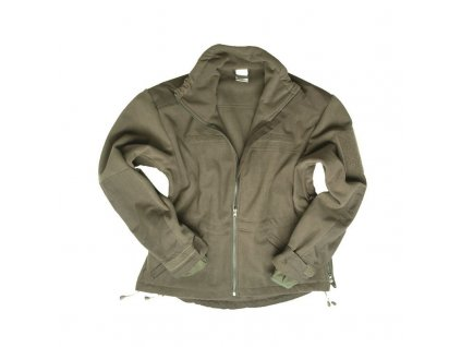 Bunda MIL-TEC WINDPROOF FLEECE Olive