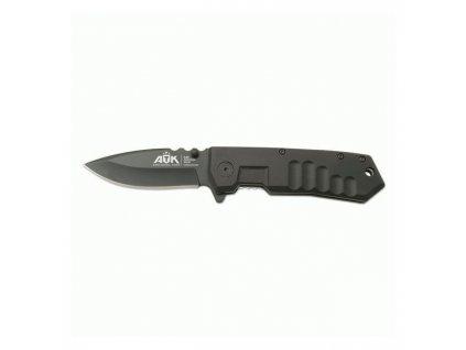 Nůž zavírací AITOR taktický ATK CORONEL Černý