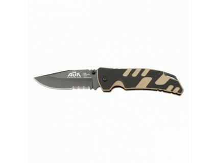 Nůž zavírací AITOR taktický ATK COMMANDO Desert