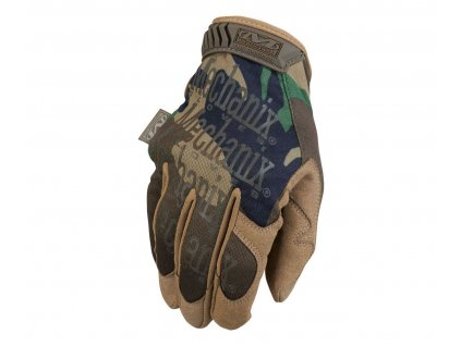 Rukavice Mechanix Wear Original® Woodland camo 2