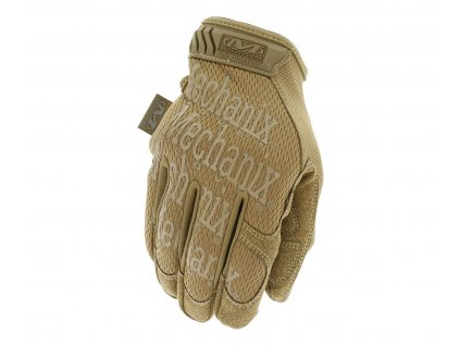 Rukavice Mechanix Wear Original Coyote 1
