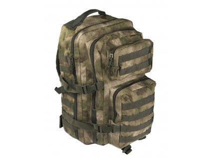 Batoh MIL TEC US Assault Pack LG 36l Mil Tacs FG Camo