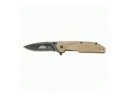 Nůž zavírací AITOR taktický ATK SPEED Desert