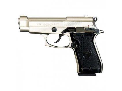 Plynová pistole Ekol Special 99 Nikl cal. 9 mm P.A.