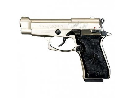 Plynová pistole Ekol/Voltran Special 99 Nikl cal. 9 mm P.A.