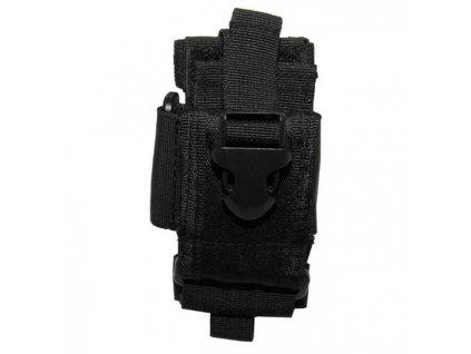 Sumka Max-Fuchs MOLLE pro mobilní telefon Black