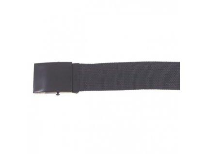 Pásek do kalhot Max-Fuchs 4,5 cm Black