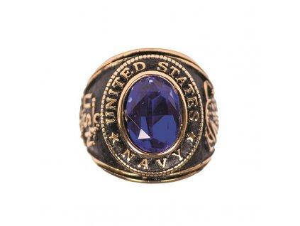 """Pamětní prsten MIL-TEC US """"NAVY"""""""