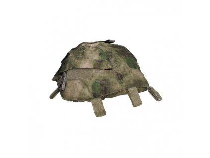 Povlak Max-Fuchs na helmu HDT Camo