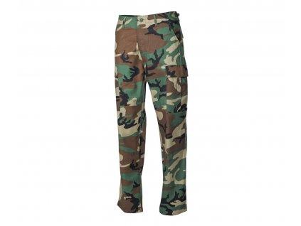 Kalhoty Max Fuchs BDU Woodland 1