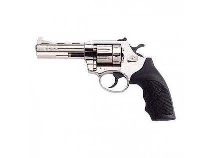 "Flobertkový revolver ALFA 641 4"" Nikl-plast cal. 6mm ME-Flobert"