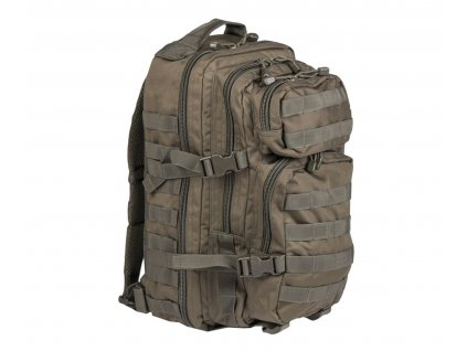 Batoh MIL TEC US Assault Pack SM 20l olive