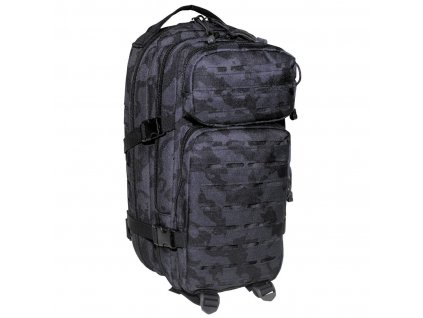 batoh us assault pack laser 30l night camo max fuchs