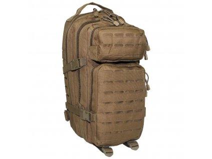 batoh us assault pack laser 30l coyote max fuchs