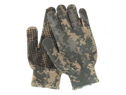 Rukavice US Gripper Spandoflage® AT-Digital