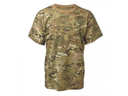 Tričko TRU-SPEC krátký rukáv Multicam®