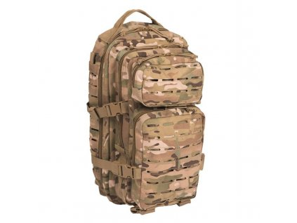 "Batoh MIL-TEC US Assault ""LASER CUT"" 20l Multitarn"