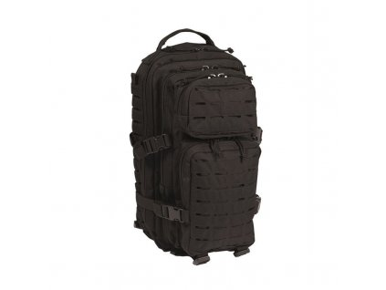 "Batoh MIL-TEC US Assault ""LASER CUT"" 20l Black"