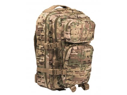 Batoh MIL TEC US Assault LASER CUT 36l Multitarn